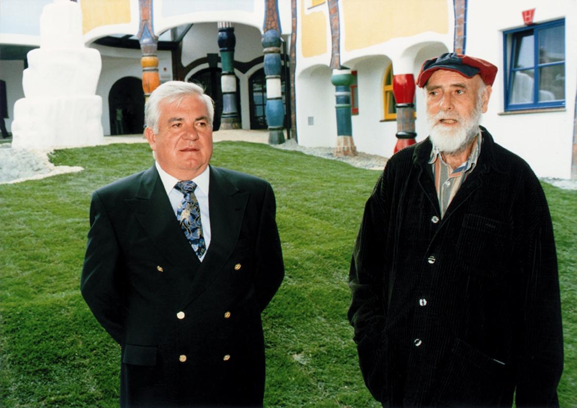 10_R.Rogner und F. Hundertwasser