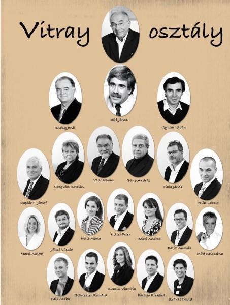 Vitray osztály